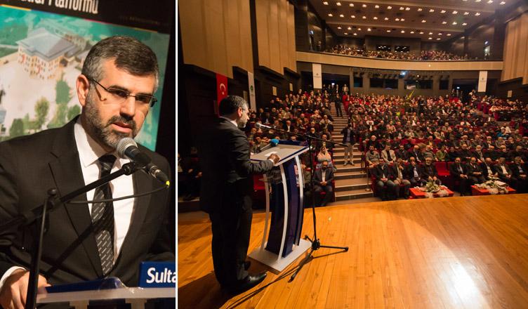 Sultanbeyli Belediye Başkanı Hüseyin Keskin