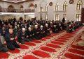 yeni zelanda da vefat eden müslümanlar için somuncu baba külliyesinde dua edildi